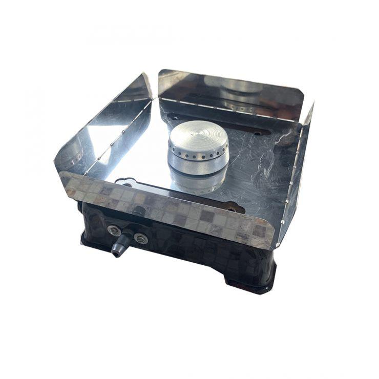 Экран-ветрозащитный отражающий для газовой плиты Гефест