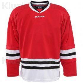Майка (Джерси) Bauer 800 Series Senior Hockey Jersey - Red