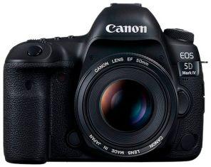 Canon EOS 5D Mark IV Kit  EF 50mm f/1.8 STM