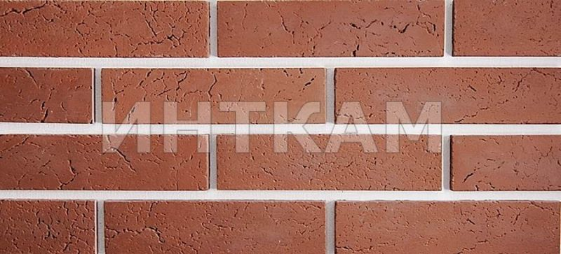 Кирпич Рим красно-коричневый