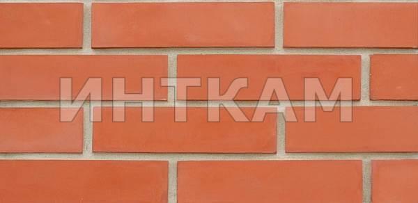 Кирпич Клинкер красный