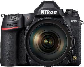 Nikon D780 Kit 24-120mm f/4 ED VR