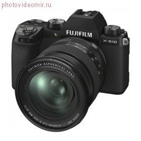 Фотокамера Fujifilm X-S10 Kit 16-80