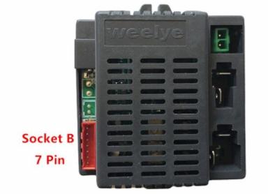 Блок управления для детского электромобиля Weelye RX23 B