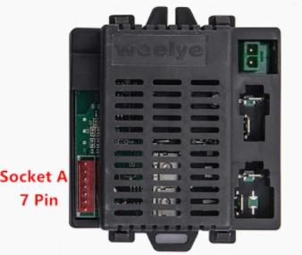 Блок управления для детского электромобиля Weelye RX23 A
