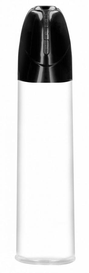 Прозрачная помпа Rechargeable Smart Cyber Pump with sleeve