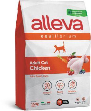 Alleva Equilibrium Chicken (Аллева Эквилибриум с курицей) для кошек