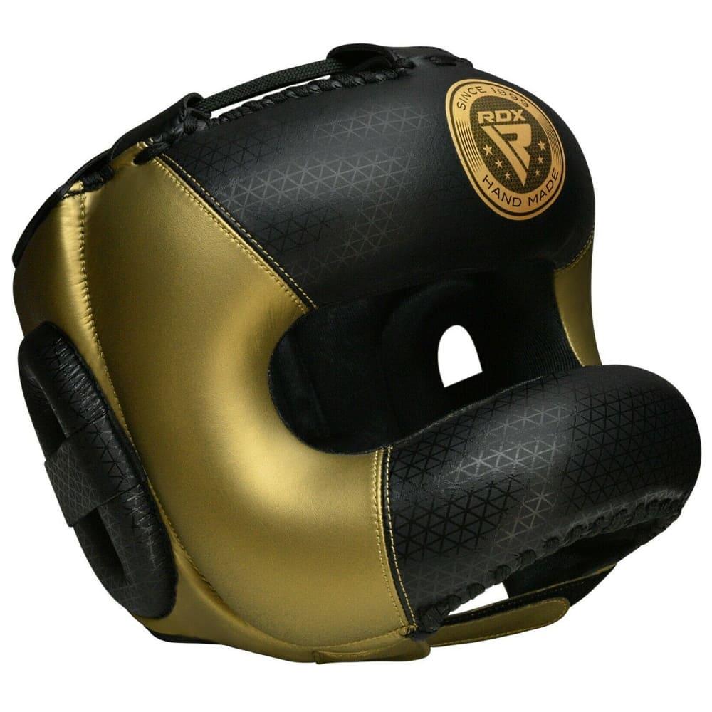 Боксерский шлем RDX MARK2 PRO - GOLD