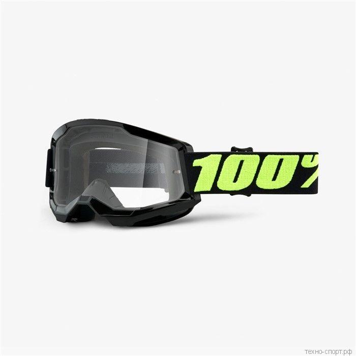 Очки 100% Strata 2 Goggle Upsol  Clear Lens