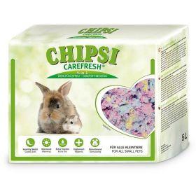 Chipsi CareFresh Confetti Наполнитель для птиц и мелких домашних животных, разноцветный, 5л