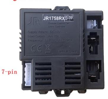 Блок управления для детского электромобиля JR1758RX