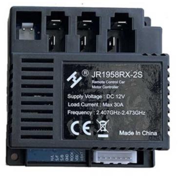 Блок управления для детского электромобиля JR1958RX-2S