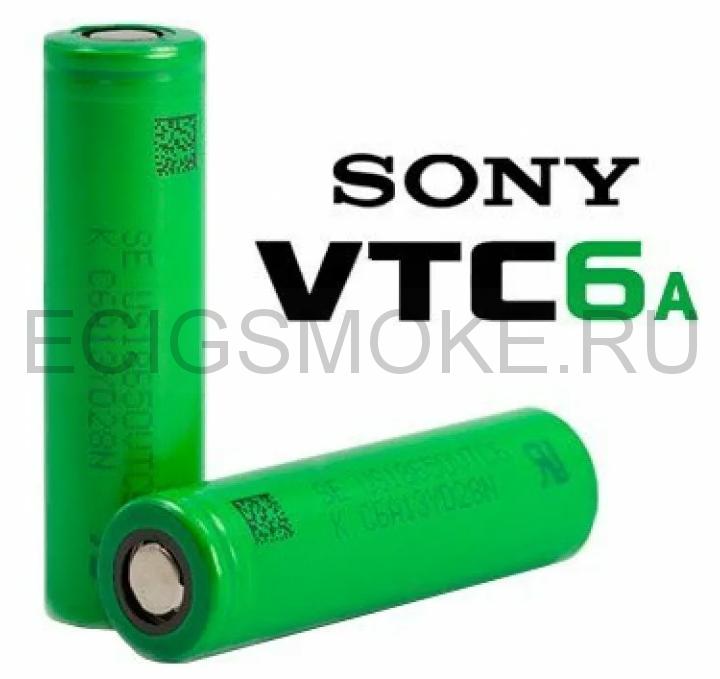 Sony/Murata VTC6A 3000mAh 35А оригинал