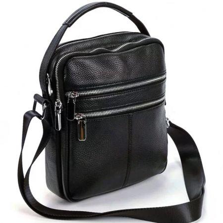 Rb-67 сумка мужская из натуральной кожи