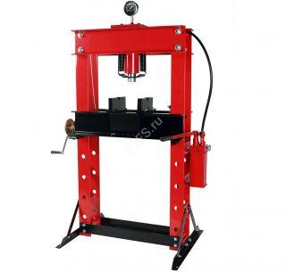 ES0500-6 Пресс гидравлический ручной, 50 тонн