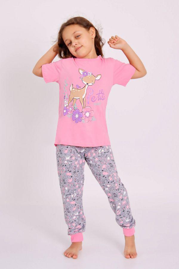 Пижама Дымка детская [розовый]