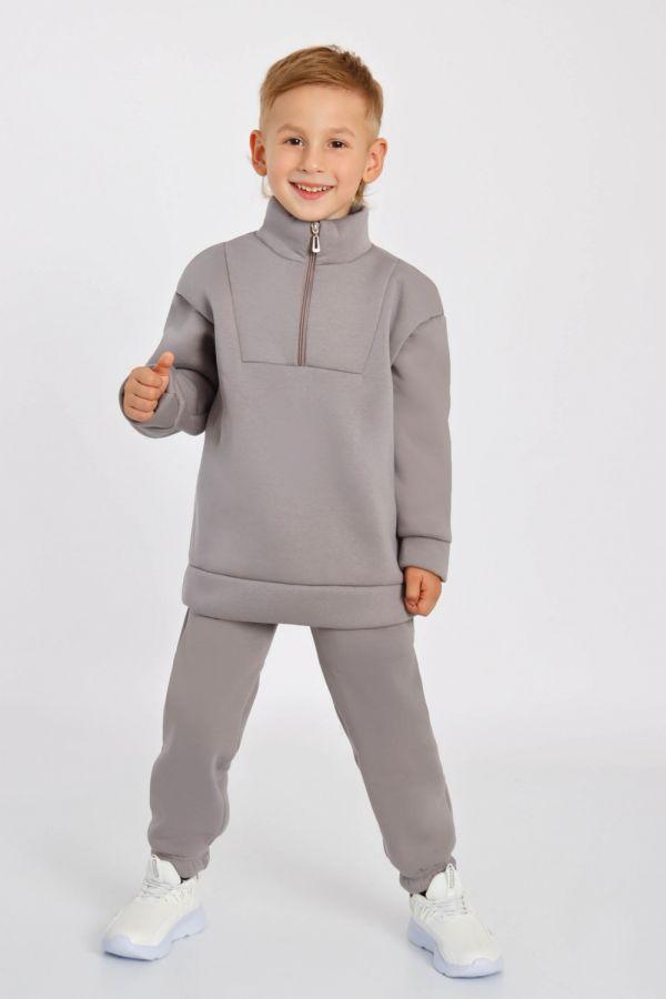 Костюм Аляска детский [серый]