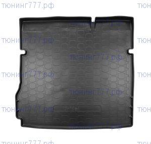 Коврик (поддон) в багажник, Unidec, полиуретан для 2WD