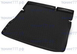 Коврик (поддон) в багажник, Rival, полиуретан для 2WD