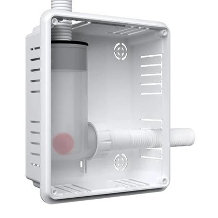 Сифон для кондиционера Vecam Mini (против запаха, для конденсата)