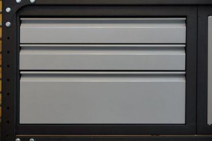 Модуль с выдвижными ящиками в стеллаж - STL-DR1