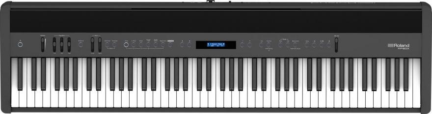 ROLAND FP-60X-BK Цифровое пианино