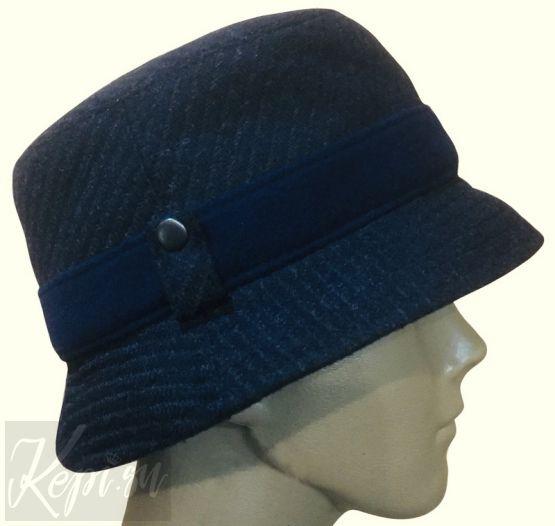 Шляпа-панама-осенняя-зимняя