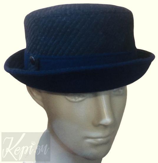Шляпа панама шерстяная осень-зима