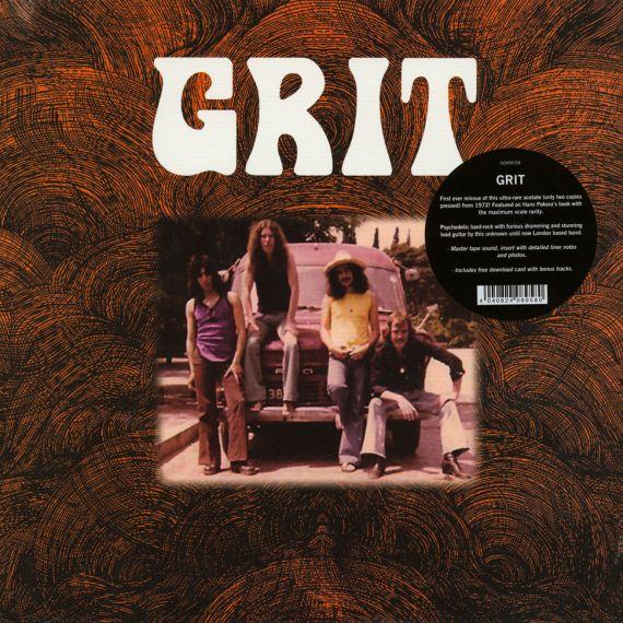 Grit - Grit 1972