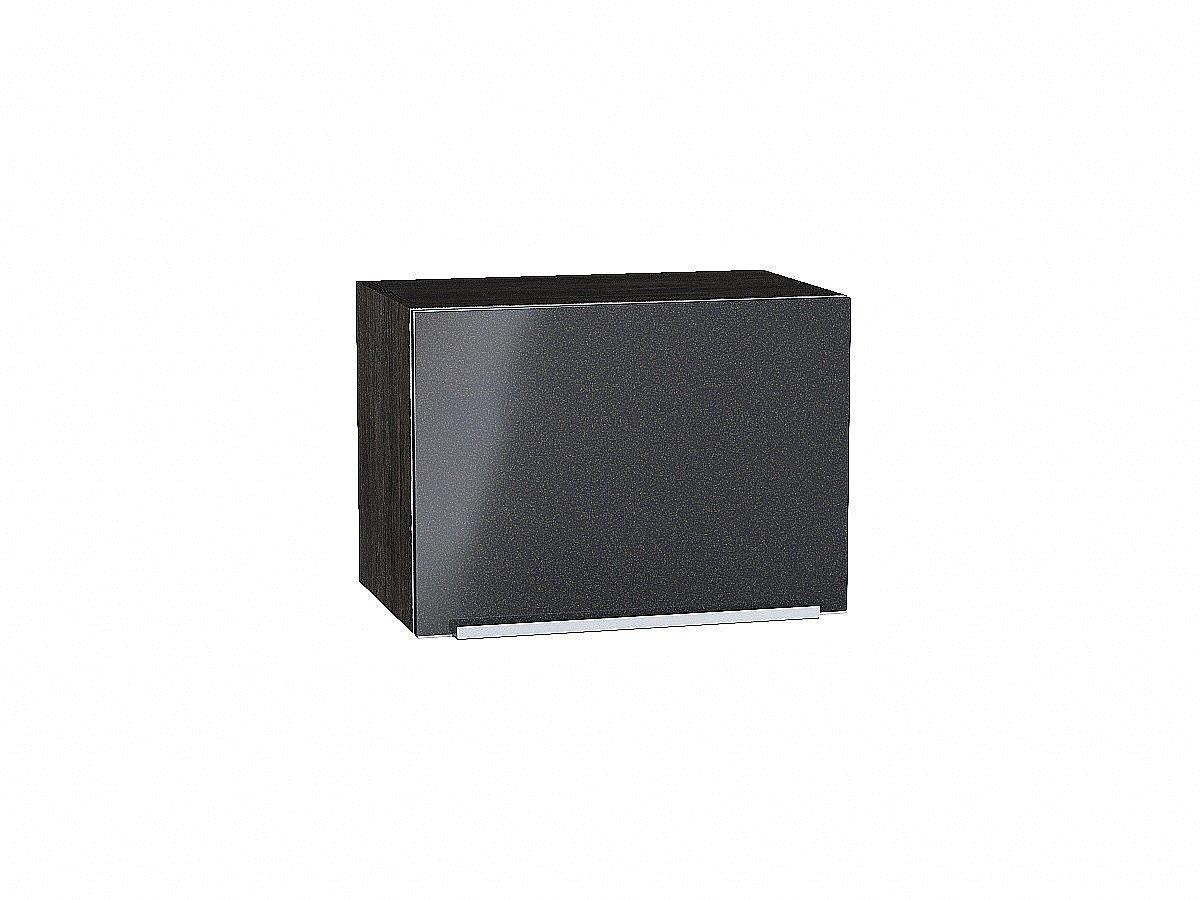 Шкаф верхний горизонтальный Фьюжн ВГ500 (Anthracite)