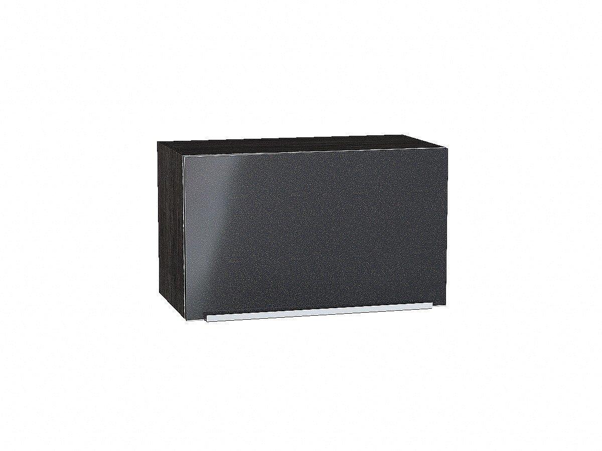 Шкаф верхний горизонтальный Фьюжн ВГ600 (Anthracite)