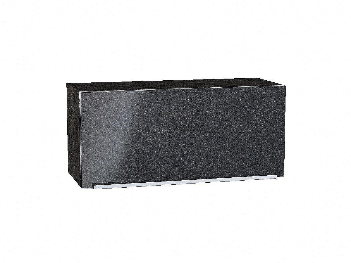Шкаф верхний горизонтальный Фьюжн ВГ800 (Anthracite)