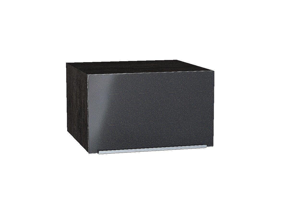 Шкаф верхний горизонтальный Фьюжн ВГ610 (Anthracite)