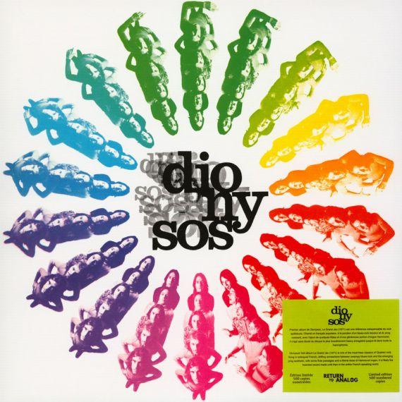 Dionysos - Le Grand Jeu 1971/2020 LP