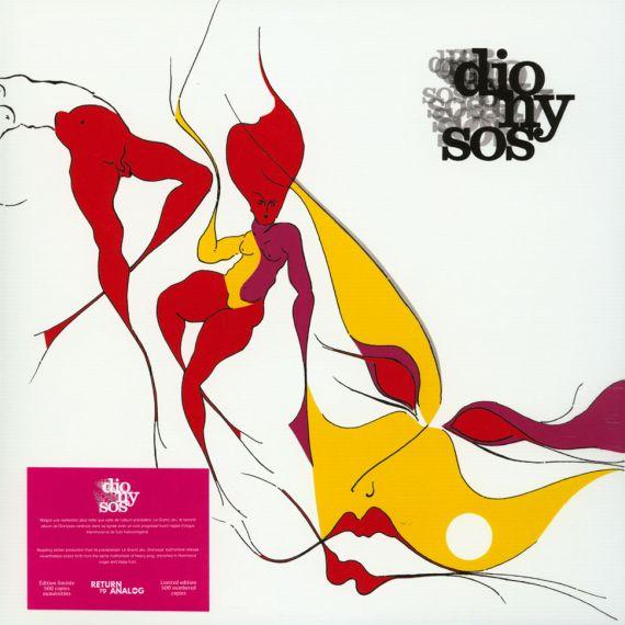 Dionysos - Le Prince Croule 1972/2020 LP