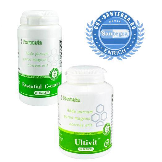 Ultivit™ + Essential C-curity