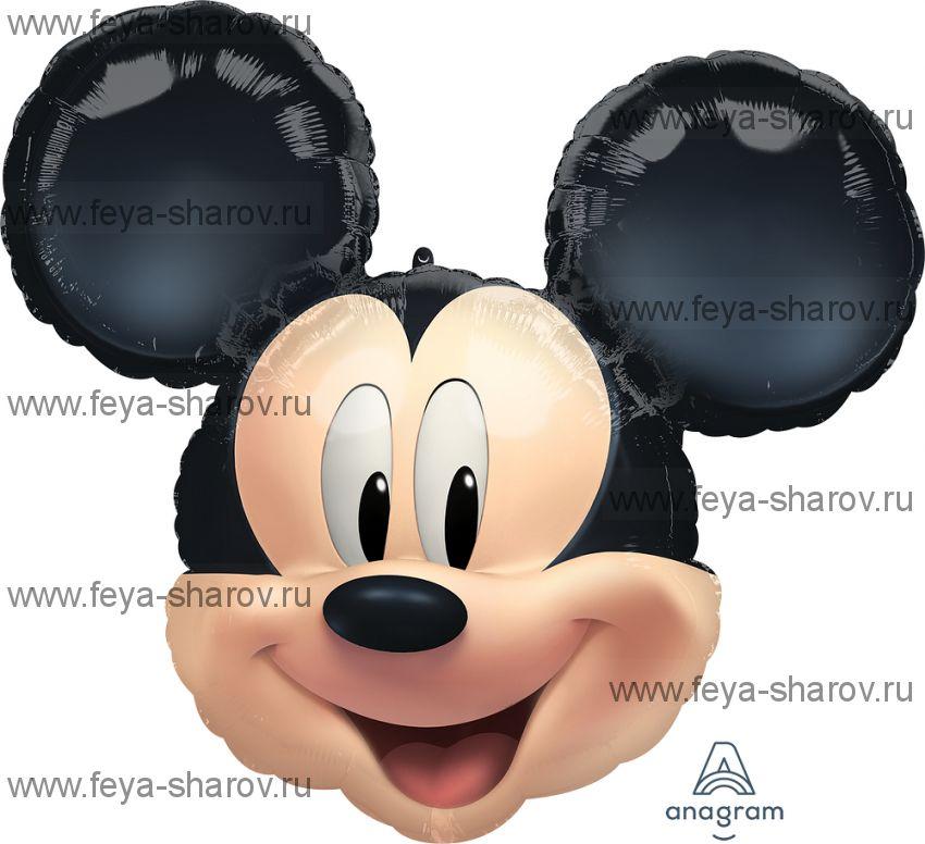 Шар Микки Маус 64 см