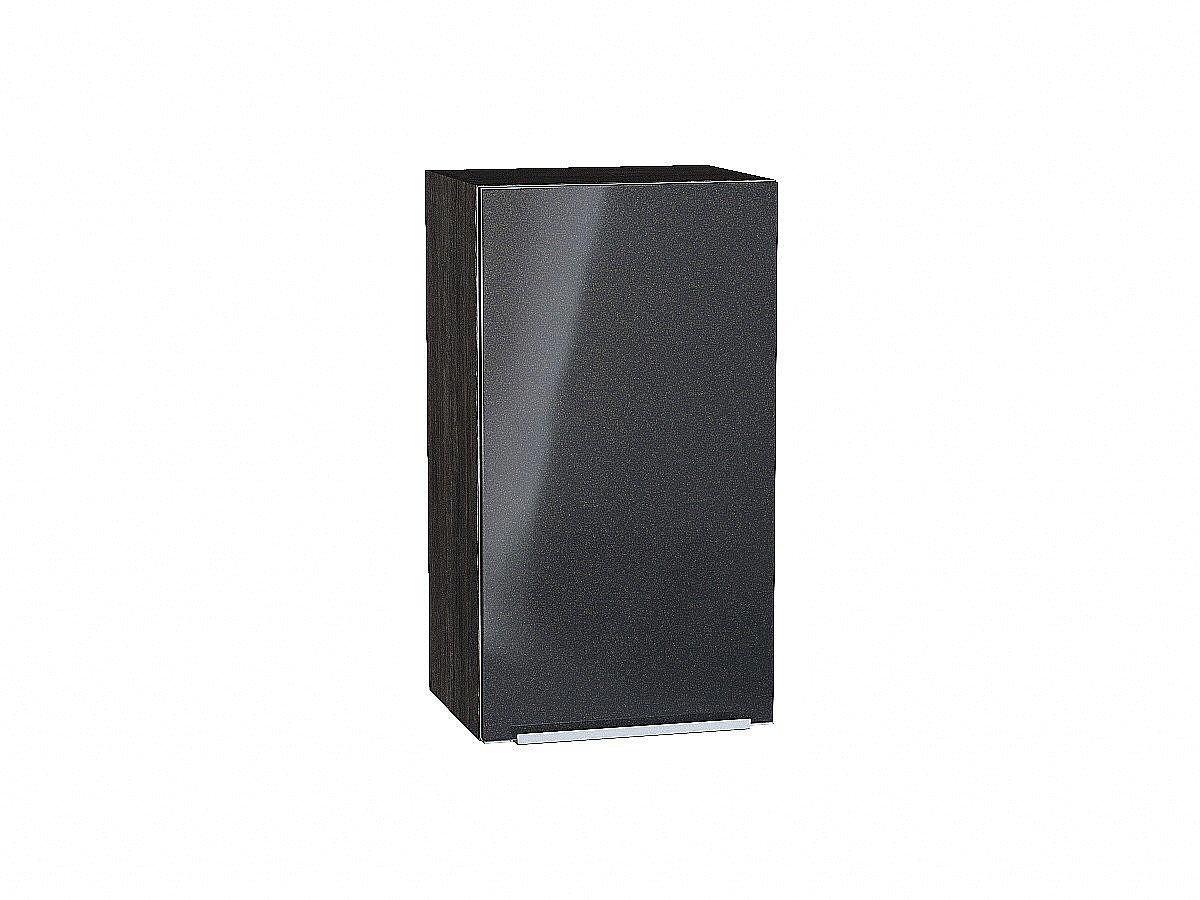 Шкаф верхний Фьюжн В300 (Anthracite)
