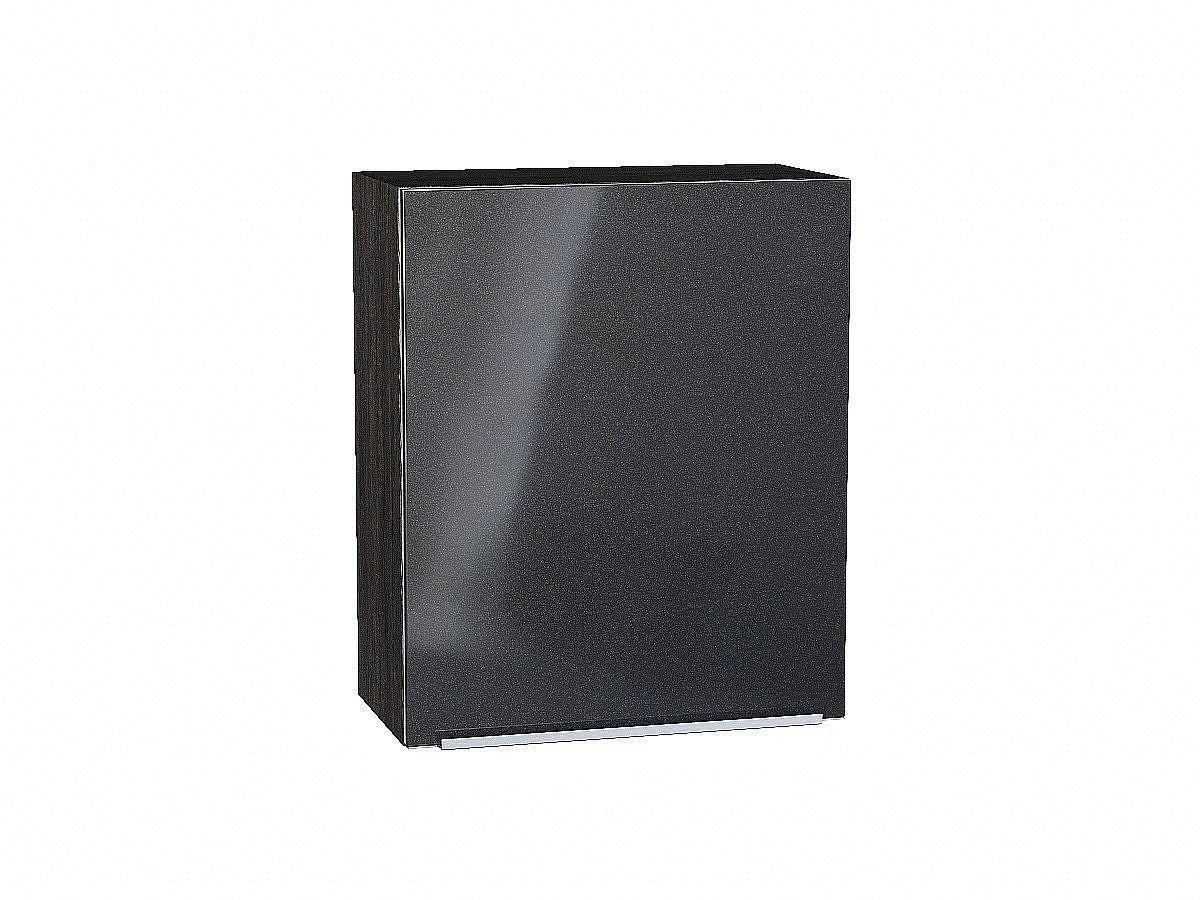 Шкаф верхний Фьюжн В600-Ф46 (Anthracite)