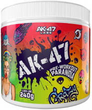 AK47 Labs Pre-Workout 240 g (мощный предтреник)