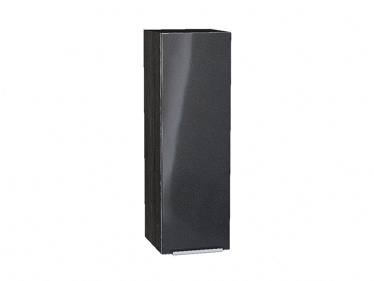 Шкаф верхний Фьюжн В309 (Anthracite)