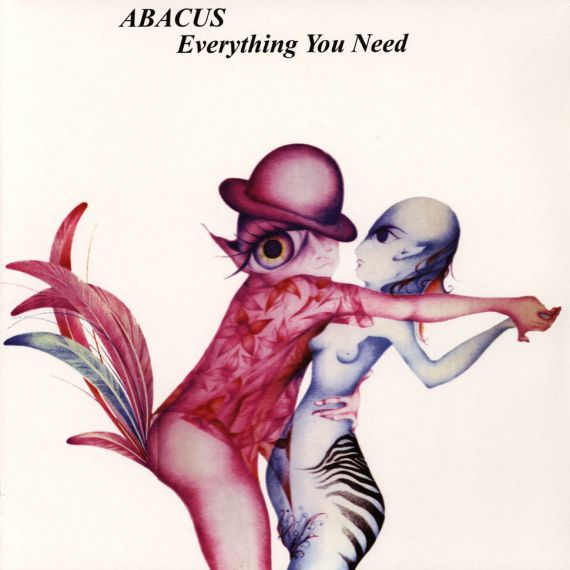 Abacus - Everything You Need 1972/2021 LP