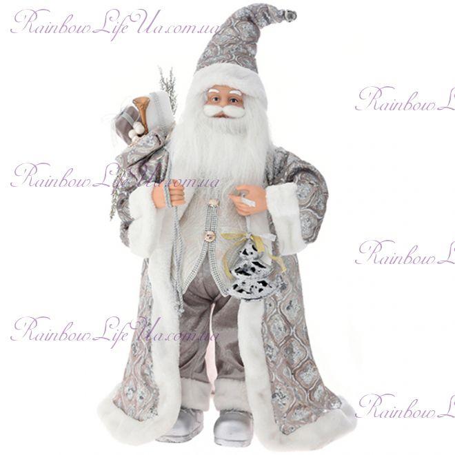 Санта Клаус игрушка 65 см шампань