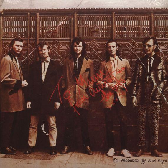 The Aynsley Dunbar Retaliation - To Mum, From Aynsley & The Boys 1969