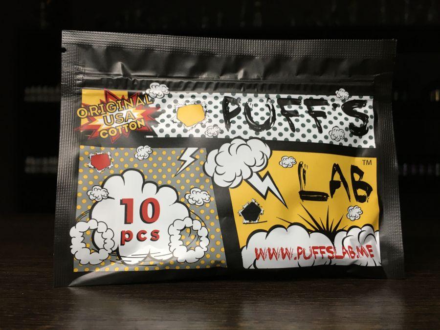 Вата Puff`s lab 10г
