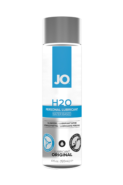 Классический лубрикант на водной основе / JO H2O 4 oz - 120мл.