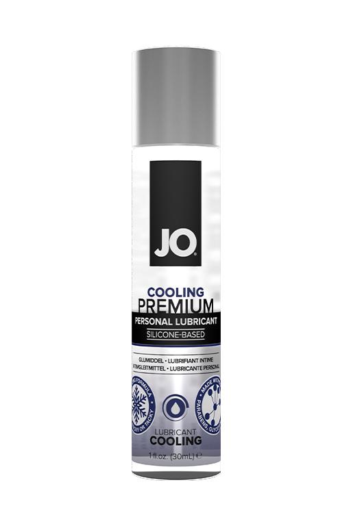 Классический охлаждающий лубрикант на силиконовой основе / JO Premium Cooling 1oz - 30 мл.