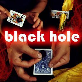 Карточный гиммик BLACK HOLE