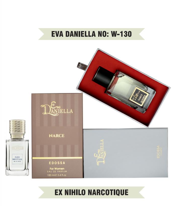Eva Daniella № W-130 (Ex Nihilo Fleur Narcotique) 100 мл - ПОДАРОЧНАЯ УПАКОВКА