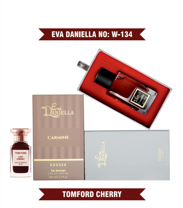 Eva Daniella № W-134 (Tom Ford Lost Cherry) 100 мл - ПОДАРОЧНАЯ УПАКОВКА